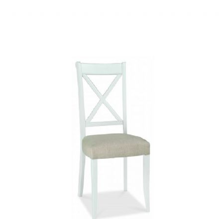 Hampstead Two Tone X Back Dining Chair